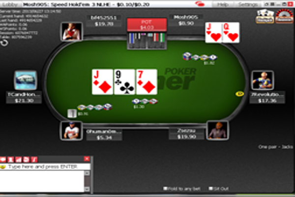 Winner Poker screen shot